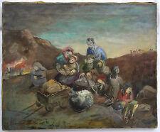 Original Painting, Frances Stein(1903-1986)Woodstock NY Artist, O/C 1944