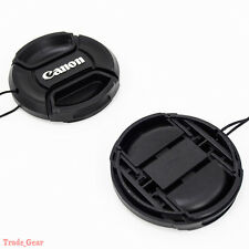 72mm Camera Snap-on Front Lens Cap cover For Canon EOS 550D 650D 600D 1100D NEW