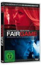 Fair Game (2011)Naomi Watts DVD (H) 2498