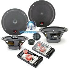 """pk FOCAL 165A1 6.5"""" COMPONENT MIDS TWEETERS CROSSOVERS + 165CA1 COAXIAL SPEAKERS"""