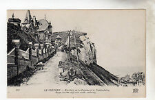 Cable Railway - Le Treport Photo Postcard c1905