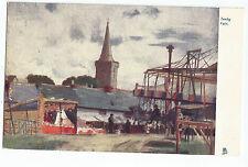 Tenby Fair Raphael Tuck Vintage Postcard