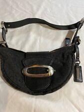 Guess Handbag By Marciano Timeless Purse Shoulder Bag Black Vintage Med Rare