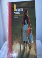 Developmental Psychology : Childhood and Adolescence Paperback David R. Shaffer