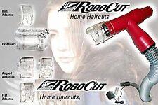 New Robocut Hair Clipper Cutter Cut Haircutter Family DOG-Pet Red