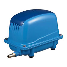 AquaForte AP-80 Luftpumpe Sauerstoff Luft Pumpe 80 L/min Teich Belüfter HIBLOW