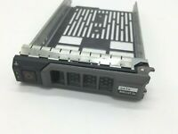 "Dell 3.5"" R710 T710 R730 R620 T610 Hard Drive Tray Caddy X968D PowerEdge only"