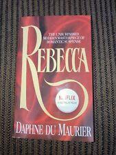 Rebecca by Daphne Du Maurier (2002, Mass Market)