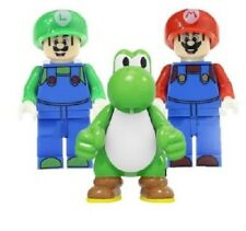 Blockfiguren Set Super Mario