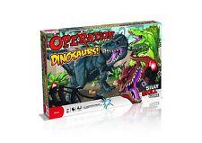 Operación Dinosaurios Juego De Mesa