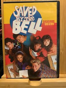 Saved By The Bell Seasons One And Two Box Set Region 1 Rare