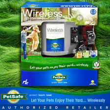 petsafe pif300 wireless dog fence containment system pif27519 collar receiver