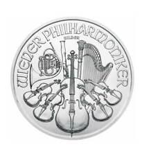 Silbermünze Österreich Wiener Philharmoniker 2020 1oz Silber (31,1 g Feinsilber)