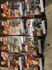 2012 Return oF Marvel Legends Terrax BAF Set 7 Ghost Rider, Steve Rogers, Thor +