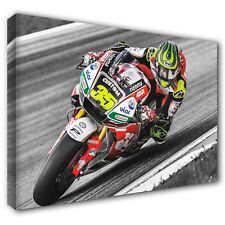 CAL CRUTCHLOW MotoGP Honda - Stretched Canvas Print Art ~4 Sizes ~ GP23