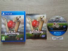 Don Bradman Cricket 17 PS4 Game - FREE UK POSTAGE