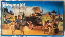 Playmobil 5248 Western Covered wagon *NEW* Unopened