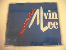 ALVIN LEE  Real Life Blues  MAXI CD