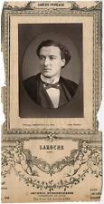 Lemercier, Paris, acteur, Comédie-Française, Jules Felix Armand Laroche (1841-19