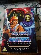 He-Man And The Masters Of The universe 3 volume  box set