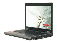 "Toshiba Tecra M9 14"" Intel Core 2 Duo 3 GB Ram 160 GB HDD Windows 7 DVD RW"
