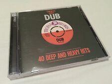 Various Artists : Trojan Presents: Dub (2CDs) (2011) RARE
