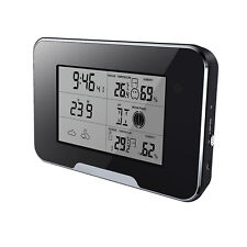 Wi-Fi HD 1080P Weather Station with Hidden Motion Detection Camera 32GB SD Card