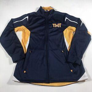 The Money team TMT Floyd Mayweather Promotions Track Jacket Women's Medium V21