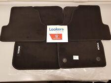 Genuine Vauxhall Mokka / Mokka X  Car Floor Carpet Mat Set UKCVA015