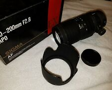 ** SIGMA 70-200mm f/2.8 APO HSM Lens For CANON EF mount