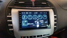 AUTORADIO LANCIA DELTA NAVIGATORE GPS ANDROID 7 WIFI 3G DVD USB SD KIT COMPLETO