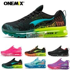ONEMIX Men's Running Shoes Women Multi-Color Breathable Mesh Athletic Trainers