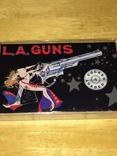L.A. Guns - Cocked & Loaded (cassette)