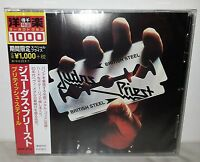 CD JUDAS PRIEST - BRITISH STEEL - JAPAN SICP-4716 - NUOVO - NEW