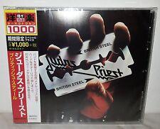 CD JUDAS PRIEST - BRITISH STEEL - JAPAN SICP-4716 - NUOVO - NEW