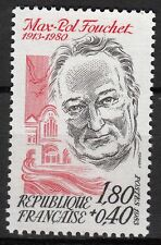 FRANCE TIMBRE NEUF  N° 2282  ** MAX PAUL FOUCHET ECRIVAIN