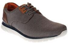 Zapatos informales de hombre en color principal gris sintético