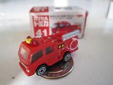 N Scale Tomy Yujin Tomica #41 Morita Fire Engine Type CD-I