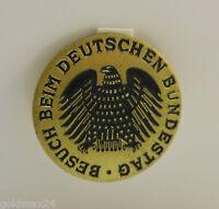 """Anstecknadel Pin - """"Besuch beim Deutschen Bundestag"""""""