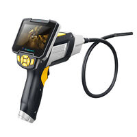 "6LED IP67 1080P HD Handheld Digital Inspection Endoscope Camera 4.3"" LCD Display"