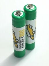 2 AAA Rechargeable Battery Fits Most Panasonic KX-TG3xxx Series Cordless Handset