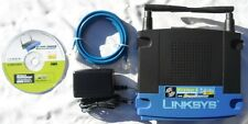 Linksys WRT54GS V5 DD-WRT Wireless broadband Repeater Bridge range extender WIFI