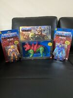 MOTU 2020 Origins Masters of the Universe HE-Man Skeletor Battle Cat Figures Set