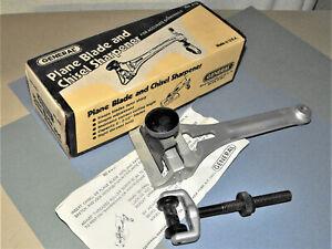 General Plane Blade & Chisel Sharpener #810 Vintage Woodworking Tool Box Paper