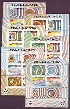 Briefmarken aus Italien & Kolonien mit Fußball-Motiv
