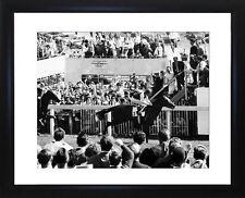 Nijinsky With Lester Piggott Framed Photo CP1269