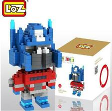 TRANSFORMERS OPTIMUS PRIME MINI BUILDING BLOCK NANO 170PC 9+ PUZZLE