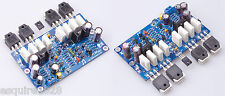 L20 Audio power amplifier 2pcs 350W+350W AMP assembled BOARD 2channel  AMAZING