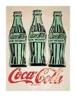 Vintage Retro Coca-Cola Ad DIGITAL Counted Cross Stitch Pattern Needlepoint