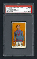 PSA 4 1910 C60 LaCROSSE CARD #44 A. DADE